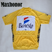 champion cycling jersey classic jersey road jersey red yellow Cycling  Clothing bicycle wear maxhonor bike wear 066d43b01