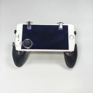 Image 2 - PUBG Mobile Controller 5in1 Mobile Phone Gamepad Joystick / Trigger L1r1 Pubg Fire Buttons For iPhone Android IOS