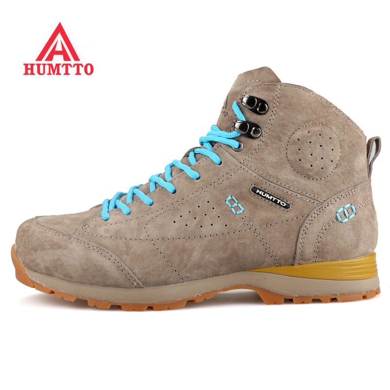 HUMTTO Women's Winter And Autumn Outdoor Hiking Trekking Boots Sneakers Shoes For Women Sports Climbing Mountain Shoes Woman 2017 womens sports summer outdoor hiking trekking aqua shoes sandals sneakers for women sport climbing mountain shoes woman