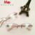 2017 de alta qualidade pure titanium optical óculos mulheres quadros de estilo elegante com strass elegent caso incluído 8509