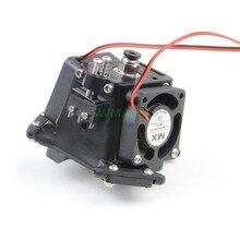 SWMAKER Injection Reprap Kossel Delta Effector full kit/set 1.75/3mm M3 V6 hotend Type Auto Leveler for Kossel 3D printer