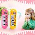 Bebé Piano de Juguete Juguete de Desarrollo Infantil Del Niño de Plástico Los Niños Piano Musical Juguete Educativo Temprano Regalo de Instrumentos Musicales