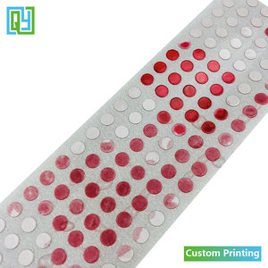 Image 5 - 1000pcs 3mm 4mm 5mm Free shipping security seal label water sensitive stickers water indicator warranty VOID sticker seals label