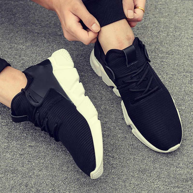 Moda Ayakkabı erkek ayakkabısı 2019 Erkekler rahat ayakkabılar Açık Yürüyüş Ayakkabısı Konfor Erkek Ayakkabı Yetişkin Eğitmenler Erkek 39 S Ayakkabı