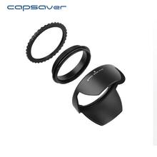 Capsaver 72mm Capa de Lente Parafuso Reversível Pétala Da Flor Tulip Lens Hood para Canon Nikon Sony Lente Da Câmera Acessórios proteger