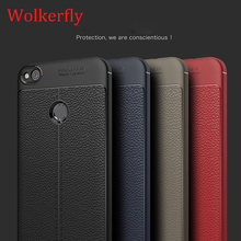 Luxury Shockproof Soft TPU Case For Huawei P8 P9 Lite 2017 Leather Case For Huawei P10 Lite P10 Honor 8 9 6X Y3 GR5 2017 Cases