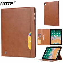 for ipad Pro 11'' Leather Case for ipad Pro 12.9inch PU Leat