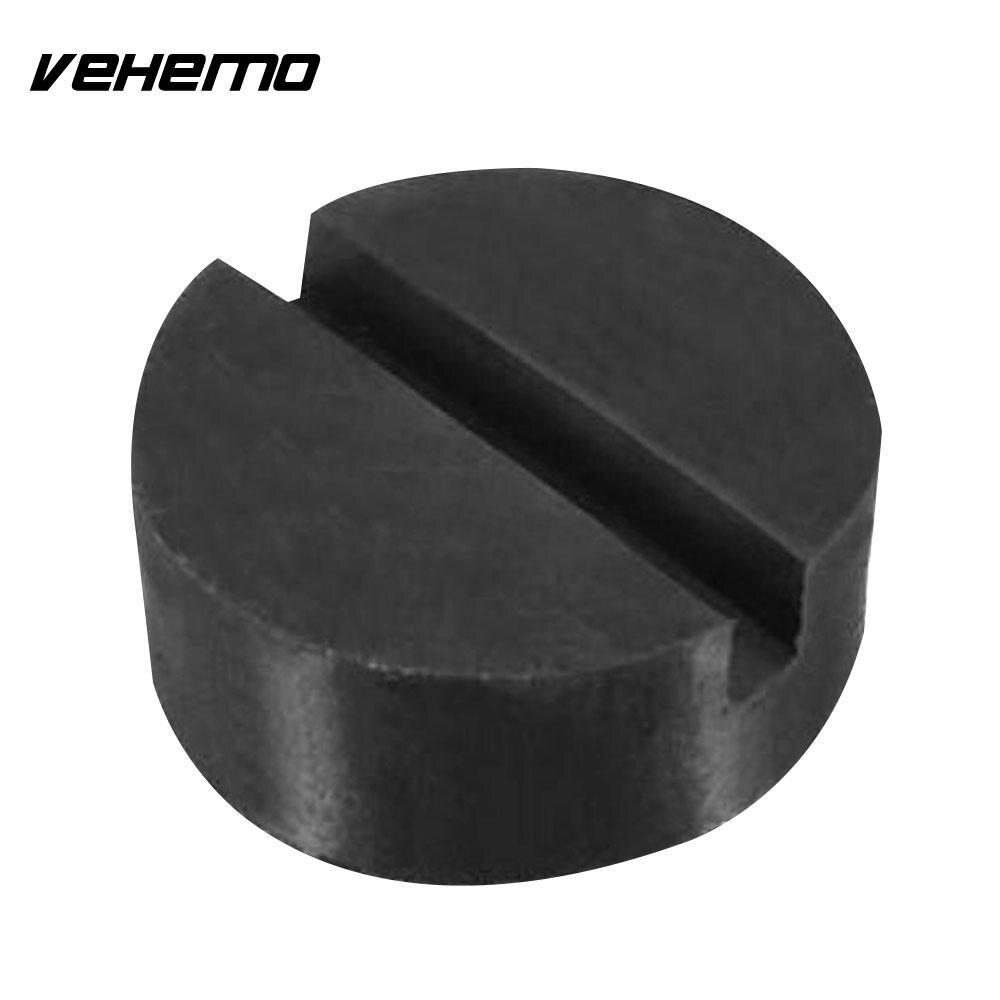 Vehemo резиновый диск Pad автомобилей автомобиля домкрат гвардии адаптер ремонт комплект черный Универсальный