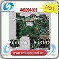 Горячая продажа 100% рабочий ноутбук материнская плата Для HP NX7300 NX7400 441094-001