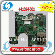 Hot sale 100% working laptop motherboard For HP NX7300 NX7400 intel 441094-001