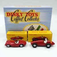 1:43 Scale Atlas Dinky Toys CF01 23J & 22A Fa ari Mas ati Des Annees 50 Toys Car Models Collection Auto