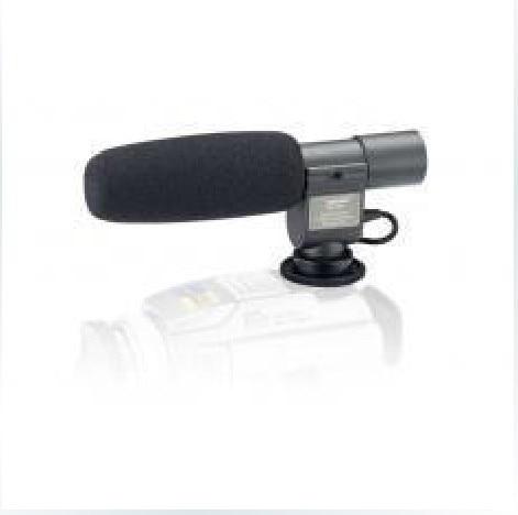 SG-108 Stereo Shotgun Mikrofon untuk CANON NIKON PENTAX OLYMPUS - Audio dan video mudah alih - Foto 1