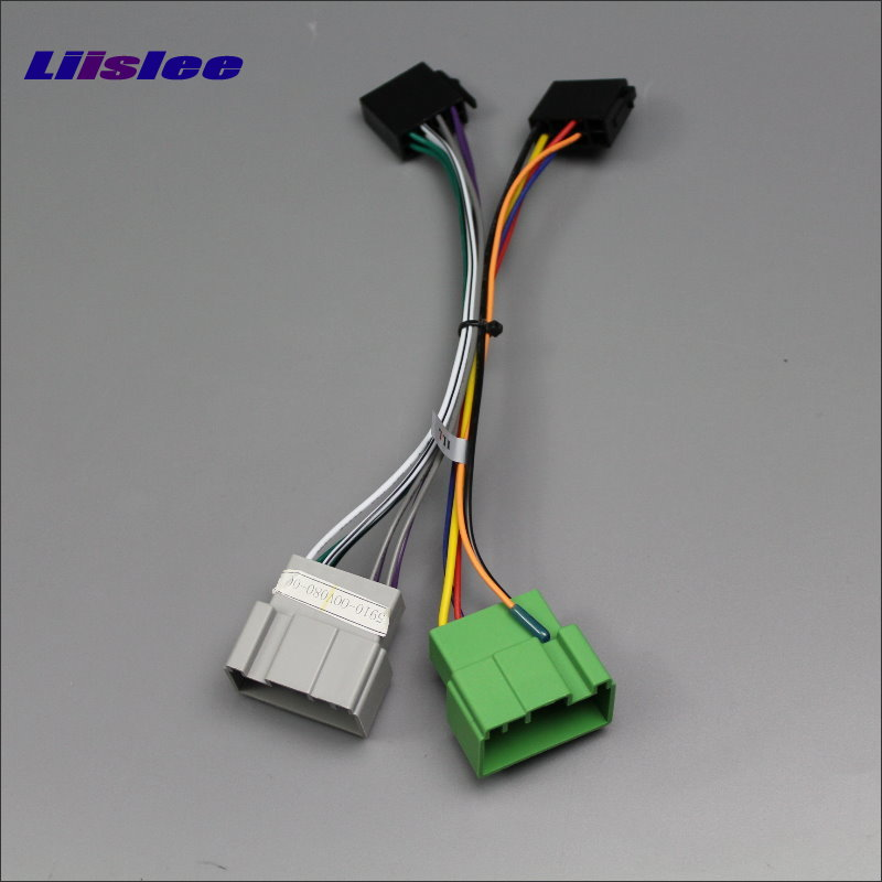 Liislee Plugs Into Factory Harness For Volvo S40 S60 S80