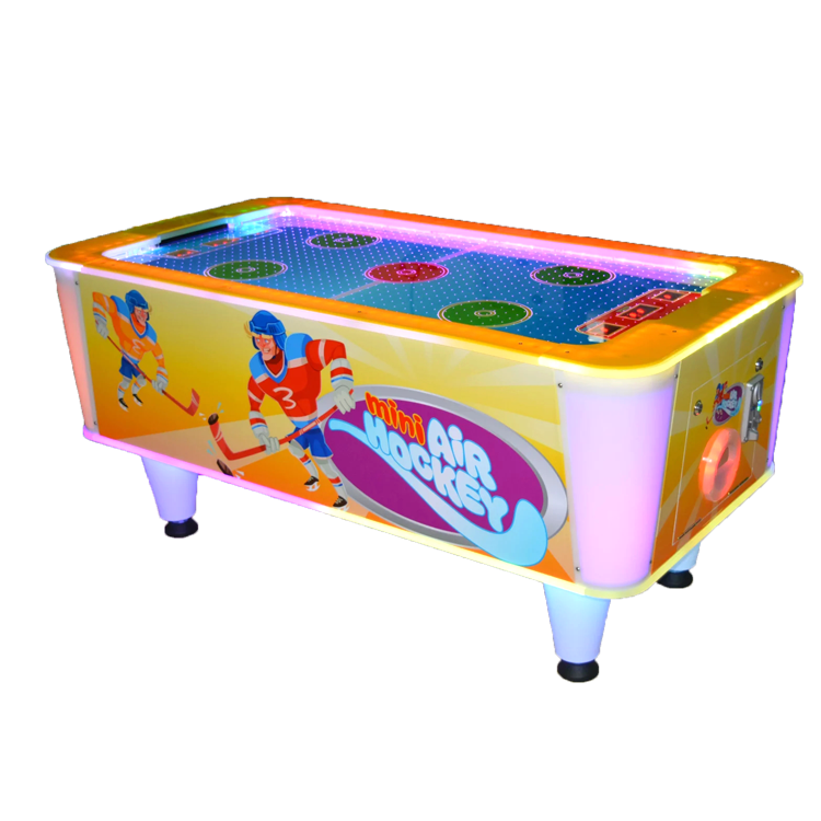 children mini air hockey game machine/coin operated ticket redemption games for play center