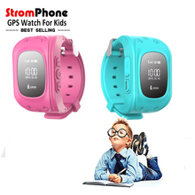 Child GPS Tracker Smart Watch Phone Q50 AGPS LBS SOS Anti-Lost Kids Smartwatch Support SIM Card Wearable Devices for Android iOS