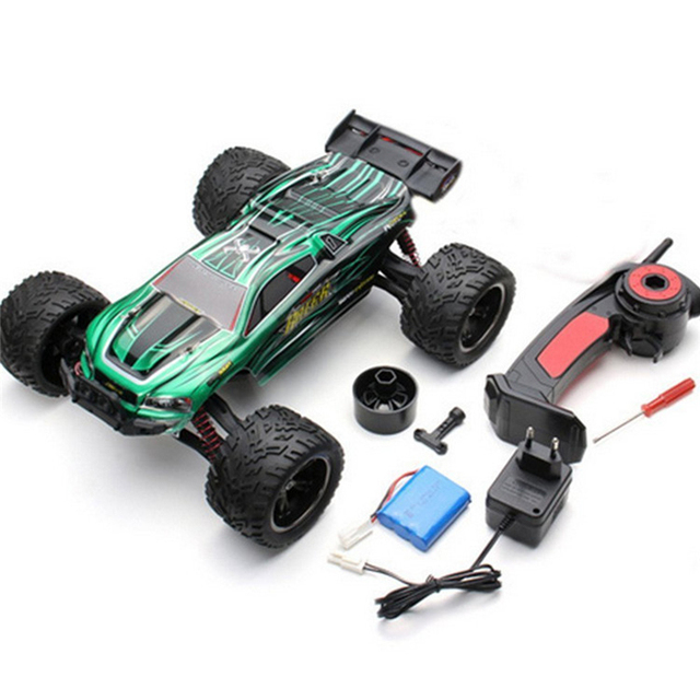 GPTOYS S912 1:12 Scale RC Car Wireless 2.4G 2WD Monster Off-Road Racing Electric Cars Toy Gift for Children