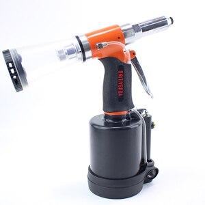 Image 3 - YOUSAILING New Arrival Industrial 3.2 6.4MM Pneumatic Blind Riveter Air Hydraulic Rivets Nail Gun  Air Riveting Tools
