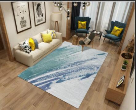 Tapis de Note de musique de clavier de Piano de 200*300 cm tapis de mousse de mémoire tapis de flanelle tapis de salle de bains paillasson propre tapis pour la maison Dec