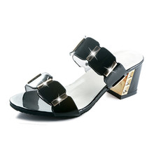 Dont miss the elegant crystal platform high heels summer womens shoes ladies sandals