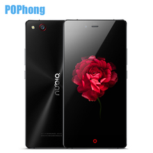 5.5 Inch Nubia Z9 Max Octa Core 4G LTE Mobile Phone 3GB RAM 16GB ROM Snapdragon 810 Android 5.0 1920*1080 16.0MP