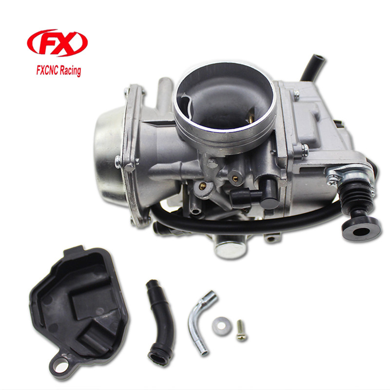 FX CNC High Performance 32mm Air Striker Carburetor Carb For HONDA SUZUKI KAWASAKI YAMAHA KTM 125CC-500CC Motorcycle Accessories dirt bike quad pwk40 pwk 40mm airstriker air striker carb carburetor for suzuki honda kawasaki yamaha ktm
