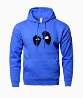 Hero Deadpool Mode Hoody Für Männer Drucken 2018 Frühling Winter Mens Hoodies Marke Streetwear Sweatshirt Harajuku Hoodie Sportsuit