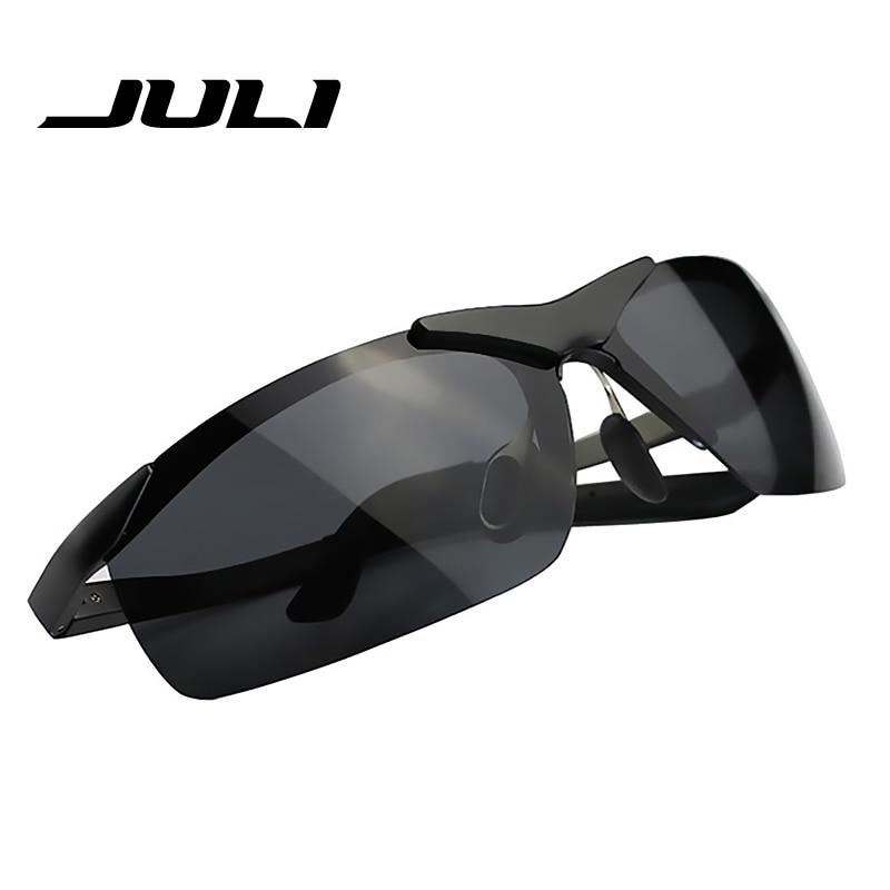 80f3c4c26a Online Shop JULI EYEWEAR Sunglasses Men Polarized Driving Sun Glasses Mens  Sunglasses Brand Designer Fashion Oculos Male Sunglasses