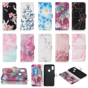 Marble Leather Case For ZTE Z MAX PRO Z981 Z988 Wallet With Card Holder Cover For iPhone XS Max Xr x 7 8 Plus 5C 5 5s SE 6 6s 10