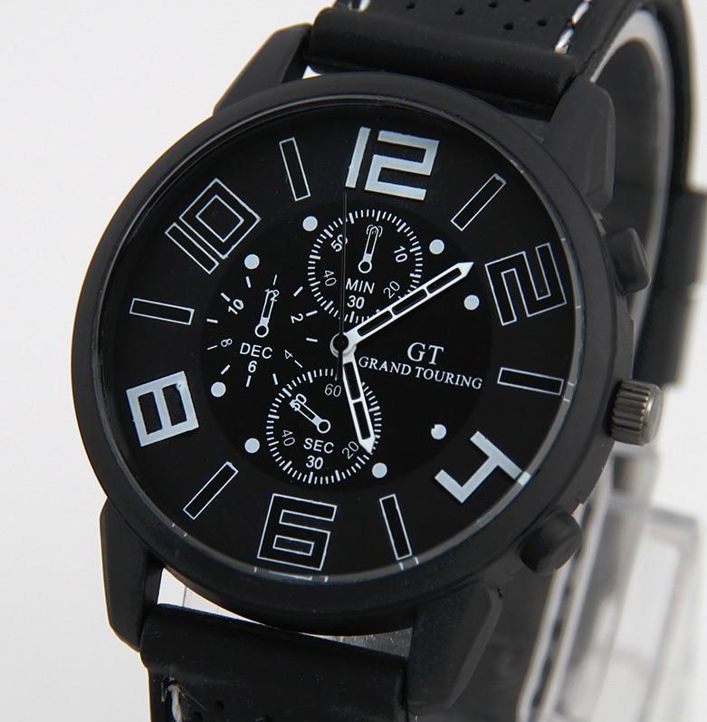 Top Luxury Brand Fashion Military Quartz Watch Men Sports Wrist Watch Wristwatches Clock Hour Male Relogio Masculino 8O1