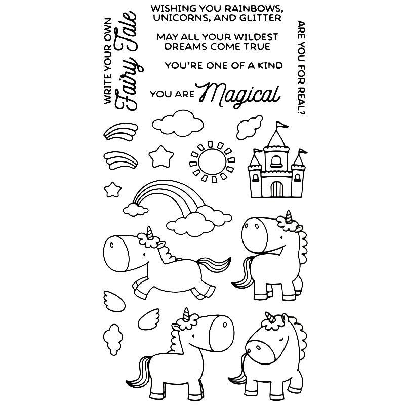 Usted es mágico uno de un tipo de Scrapbook DIY tarjeta de fotos - Artes, artesanía y costura