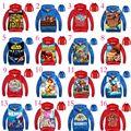 Pokemon Go Kids Niñas Niños Sudadera Con Capucha Tops Abrigos Coat Jacket niños Star Wars niños chaqueta chaqueta de ropa para niños