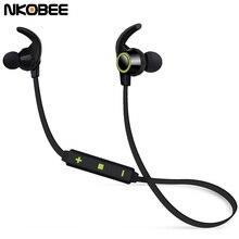 Bluetooth Earbuds NKOBEE Bluetooth Wireless Earbuds Casque Bluetooth Earphones Sport For Xiaomi Earphone For iPhone Ear Phones