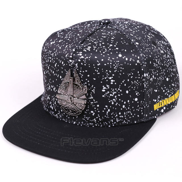 Star Wars Snapback – Falcon Spaceship