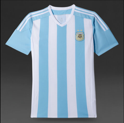 Argentina Copa America 2015 Chile Home Jersey on the 10th Macy s football  training wear clothes free shipping-in Soccer Jerseys from Sports    Entertainment ... 56cd08d2a