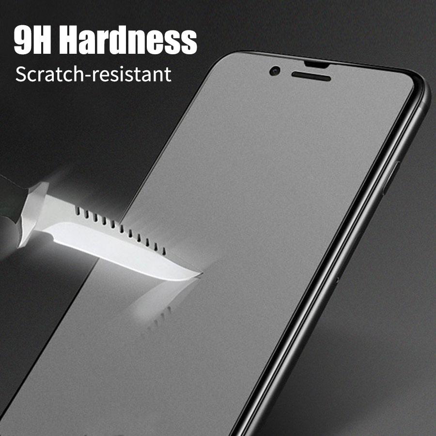 Matowy matowe szkło hartowane dla Huawei Honor 8X10 9 8 grać 8X 7X widok Mate 20 P inteligentny plus 2019 folia ochronna na ekran szkło 6