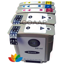 5PCS for Compatible HP 940 Ink cartridge hp Officejet Pro A910nc / A910g 8000 8500 xl ink with chip