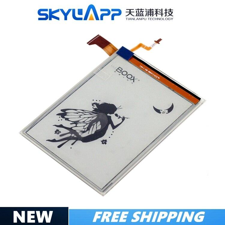 Livraison gratuite e-ink ED060XG1 (LF) T1-11 ED060XG1T1-11 768*1024 HD XGA perle écran pour Kobo Glo lecteur Ebook eReader
