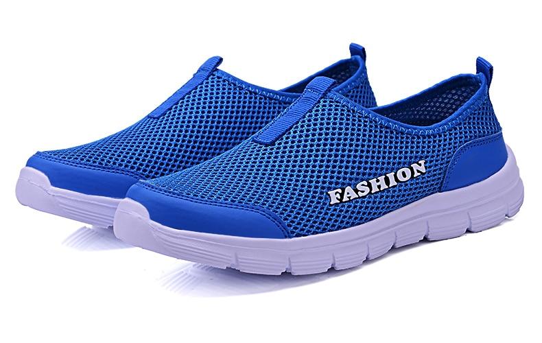 HTB1vYVNa2vsK1RjSspdq6AZepXaq Summer New Women Sandals Air Mesh Women Casual Shoes Lightweight Breathable Water Slip-on Shoes Women Sneakers Sandalias Mujer