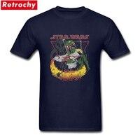 2017 super Kurzarm Männer Mission zu Tatooine T-shirt Spandex Baumwolle Film Film T-shirt Männer Marke Merch