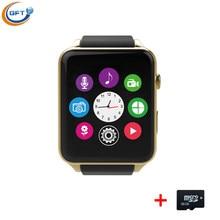 GFT GT88 Bluetooth Smart Uhr Wasserdicht Pulsuhr Smartwatch für IOS Android-System Smartphone Unterstützung TF/Sim-karte