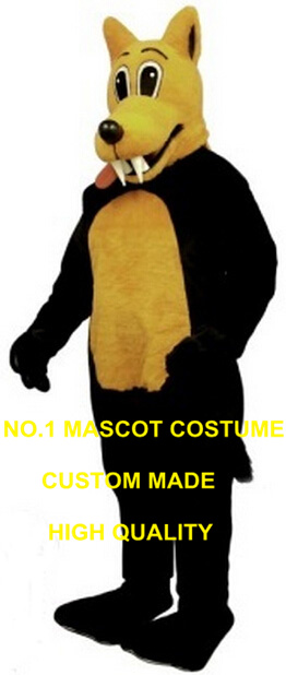 Coyote Wolf mascot costume adult size cartoon coyote theme wholesale anime cosplay costumes carnival fancy dress fursuit 2666