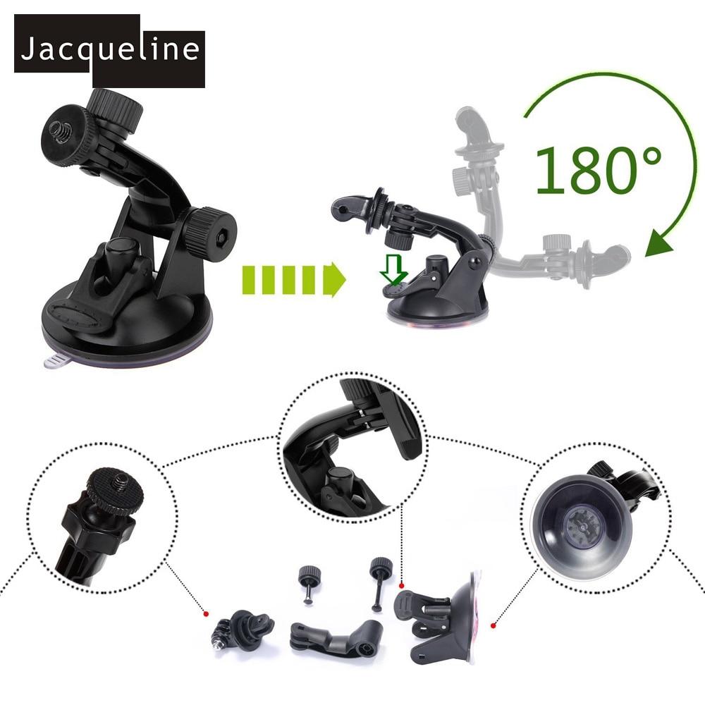 Jacqueline za dodatke Strap Mounts za Gopro hero HD hero 5 4/3 + za - Kamera in foto - Fotografija 3