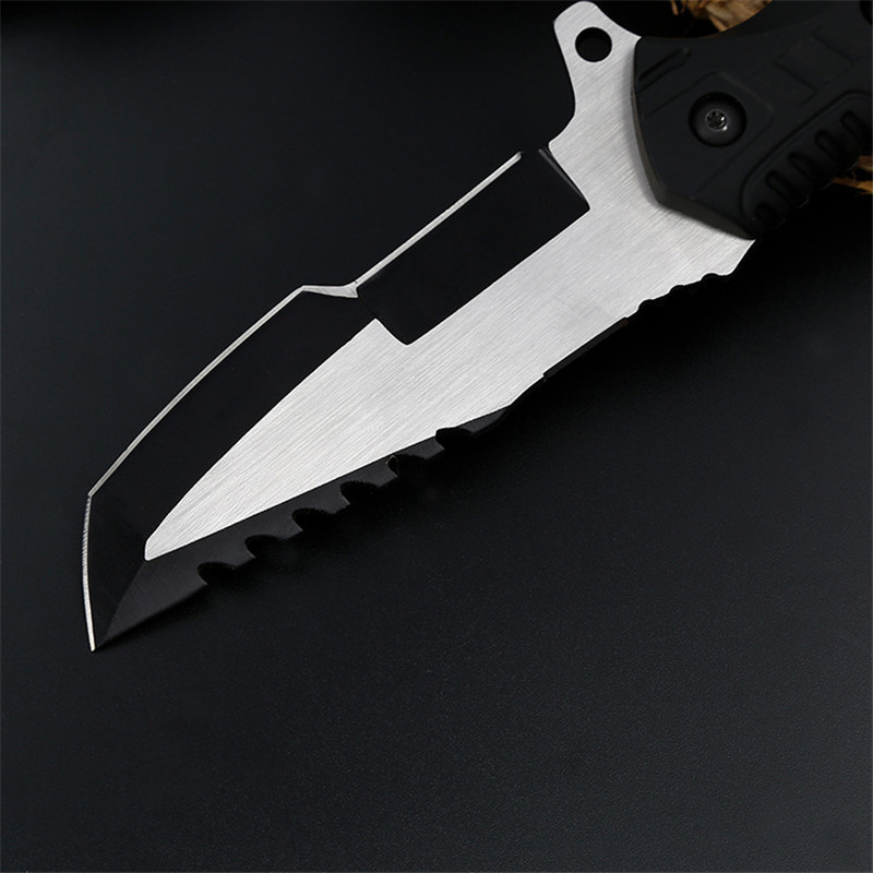 Image 4 - hunting knife fixed blade survival knifves tactical  Pocket hunting knife machet Multitool Outdoor Camping Tool Cs Go-in Knives from Tools