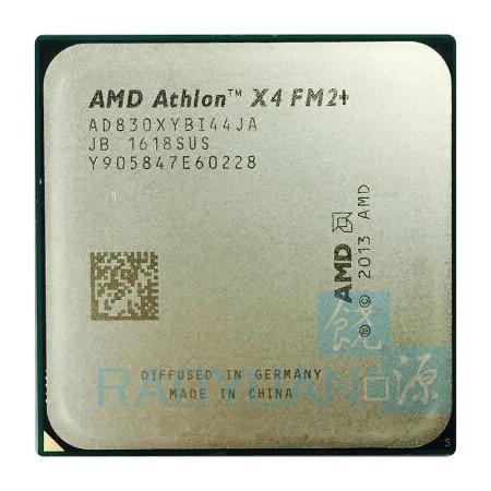 AMD Athlon X4 830 3.0 GHz Quad-Core 65W CPU Processor AD830XYBI44JA Socket FM2+ And Sale X4 860K X4 760K