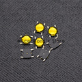 100pcs/Lot SMD 4*4*0.8MM 4X4X0.8MM Tactile Tact Push Button Micro Switch Momentary