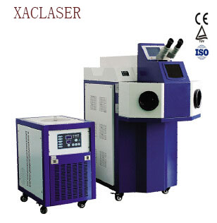 Jewelry laser spot welding machine for the repair of gold and silver jewelry stitching and inlay parts claw parts price