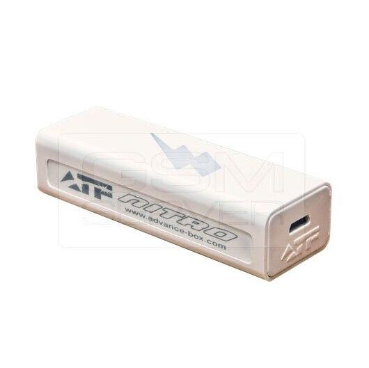 Clignotant Turbo Advance (boîtier ATF) flash NitroNokia, déverrouillage, activation du boîtier de réparation SL1 SL2 SL3