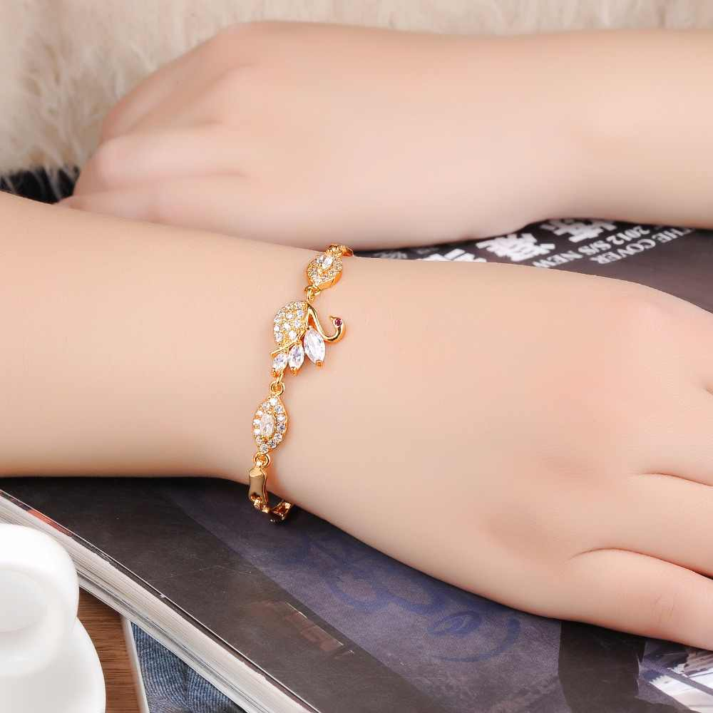 97e7836df Detail Feedback Questions about OPK Vintage Swan Design Link Chain ...