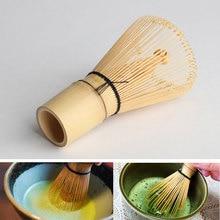 Кухонные принадлежности для чая в японском стиле, венчик для приготовления пудры, щетка для матча, инструменты из бамбука