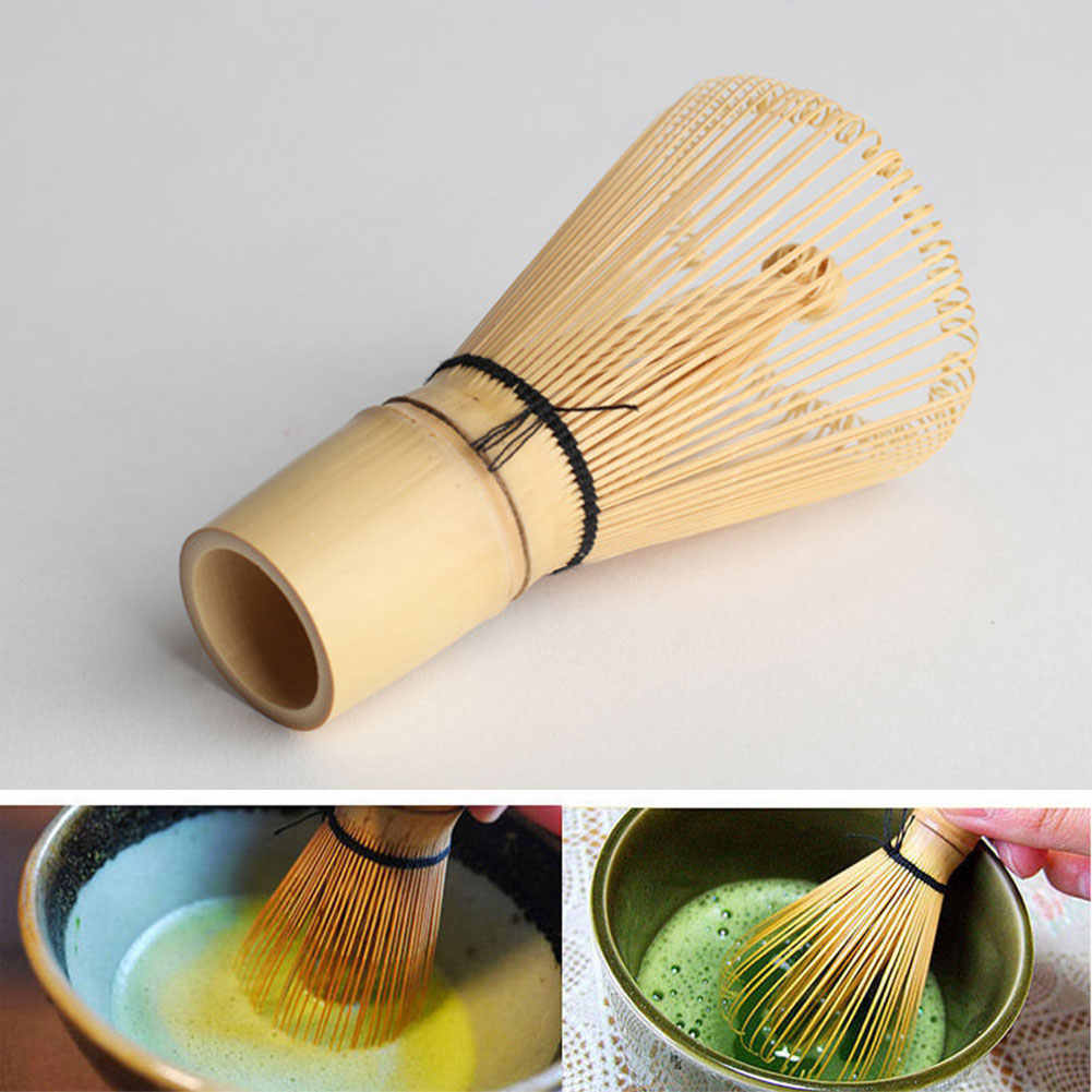 Kitchen Tea Japanese Style Accessories Whisk Preparing Powder Matcha Brush Tools Bamboo Useful